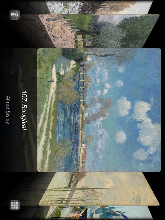Screenshot #6 pour Sisley, the Impressionist