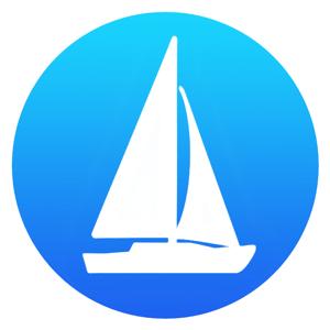i Sail GPS : USA NOAA Marine Chart Plotter app