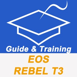 Guide And Training For Canon EOS Rebel T3 Pro