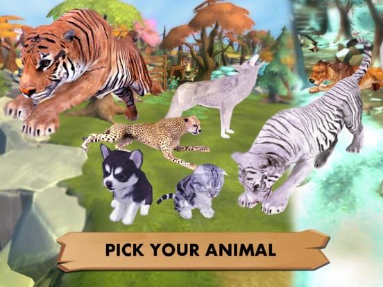 My Wild Pet Online Cute Animal Rescue Simulator - AppRecs