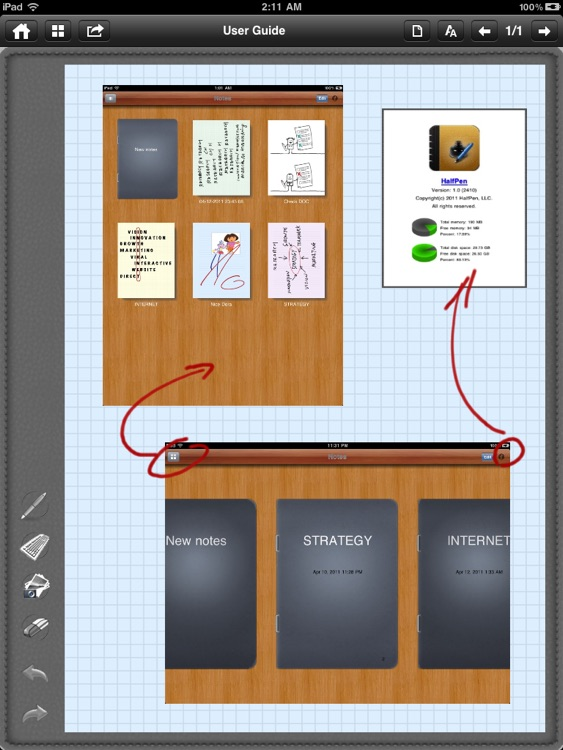 DukePen - Noting or Sketching! screenshot-1