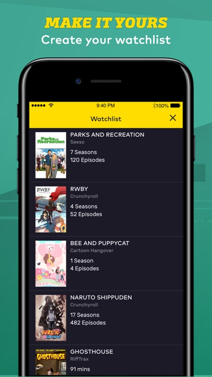 VRV: Anime, game videos & more screenshot-3