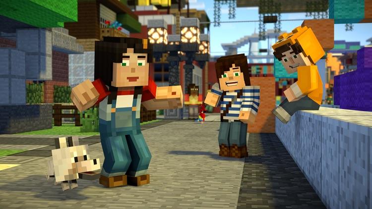 Minecraft: Story Mode - Season Two app image