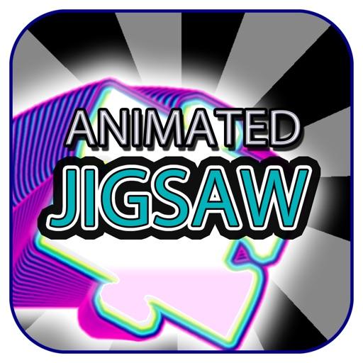 Animated Jigsaw Arty Elements