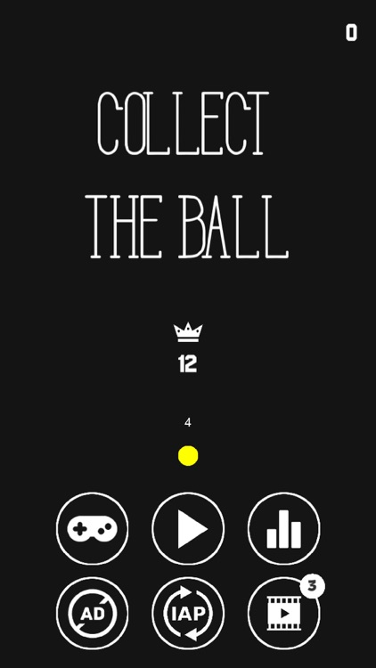 Collect The Ball to Dodge a Block screenshot-3