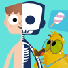 Doctor Justabout y el cuerpo humano