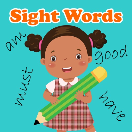Sight Words List Writing Worksheets iOS App