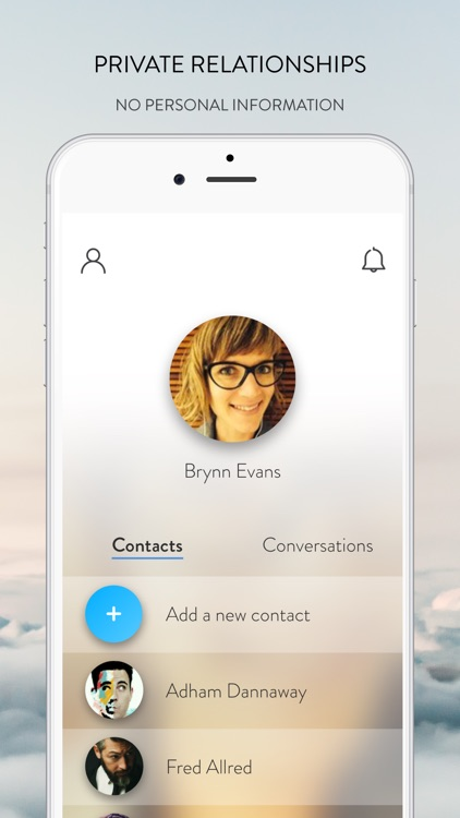 twinme private messenger