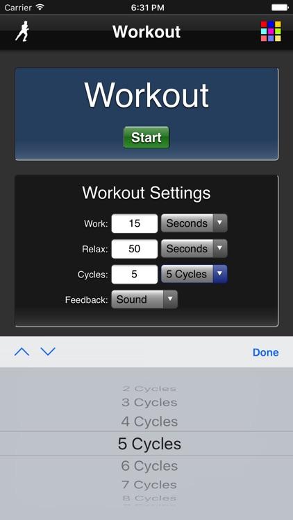 Workout screenshot-3