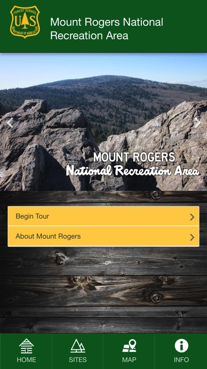 Mount Rogers National Recreation Area screenshot-0