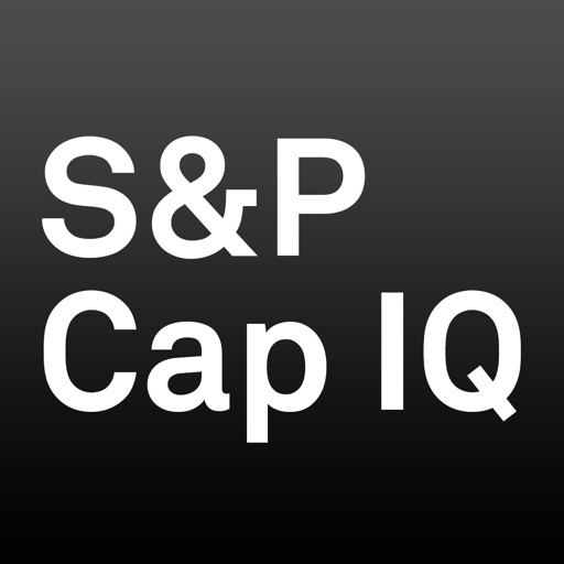 S&P Capital IQ for Tablets