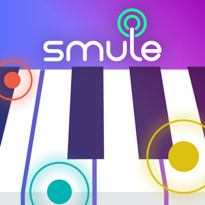 Magic Piano by Smule Music app