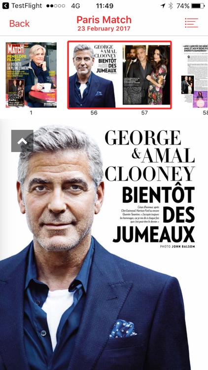 PARIS MATCH screenshot-1