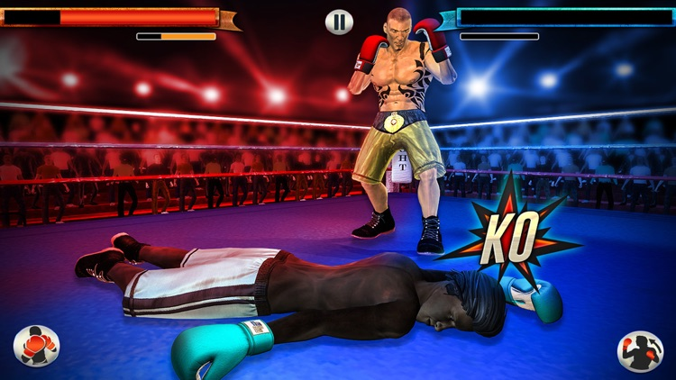 Real Boxer Combat Game: Knockout Boxing Champion