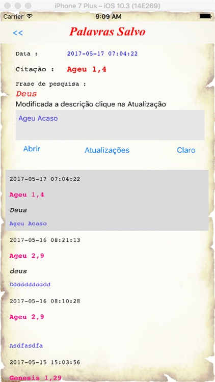 Biblia de Jerusalem Portoghese screenshot-4