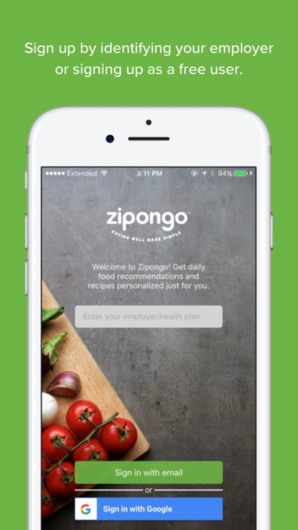 Zipongo - Healthy Recipes