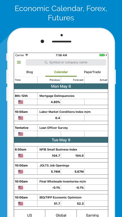 Stockmobi - Stock Screener and News - Pro screenshot-4