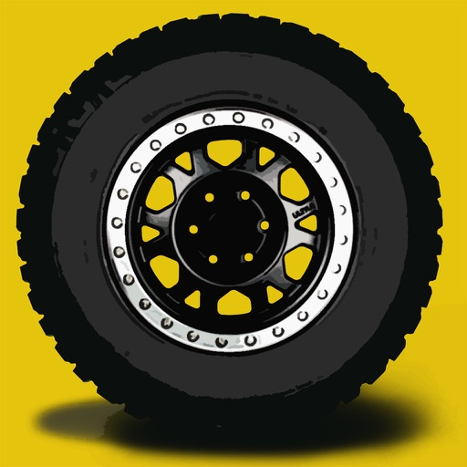 Off Road 4x4 icon