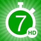 7 分間エクササイズ (iPad) - 7 Minute Workout Challenge HD icon