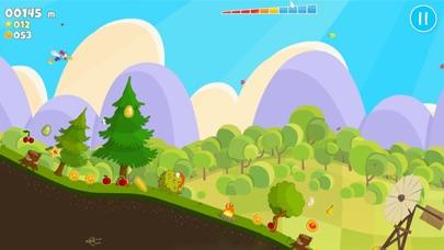 Chicken Fly: Platform Jumper screenshot two