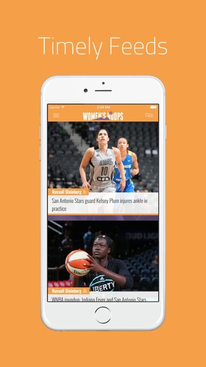 Women's Hoops: News for WNBA Fans