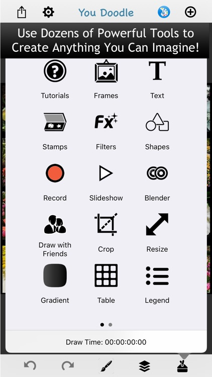 You Doodle - draw on photos and text editor