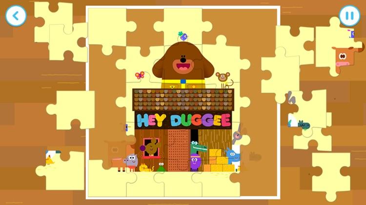 Hey Duggee Jigsaws screenshot-3