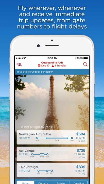 CheapTickets Flights, Hotels, Cars & Packages screenshot-3