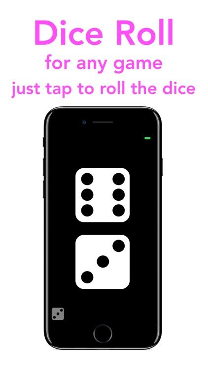Dice Roll.
