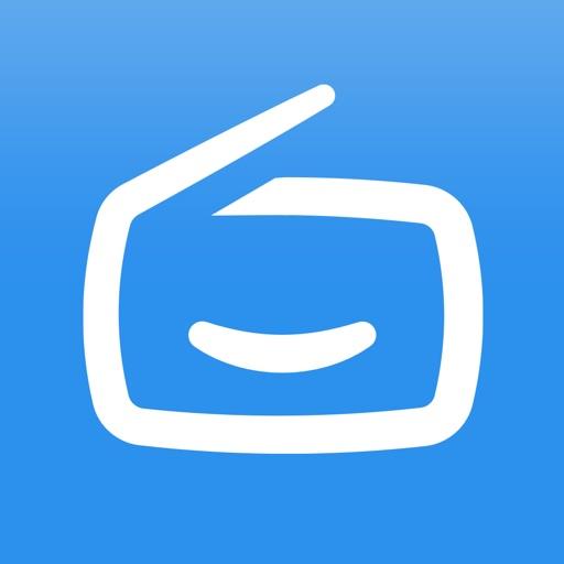 Simple Radio - Live AM & FM Radio Stations app logo