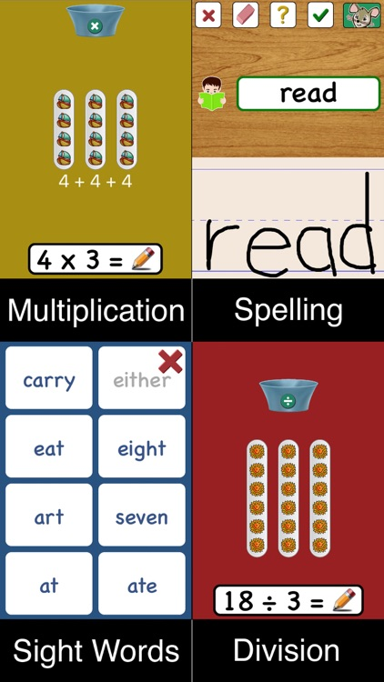 TeachMe: 3rd Grade screenshot-1
