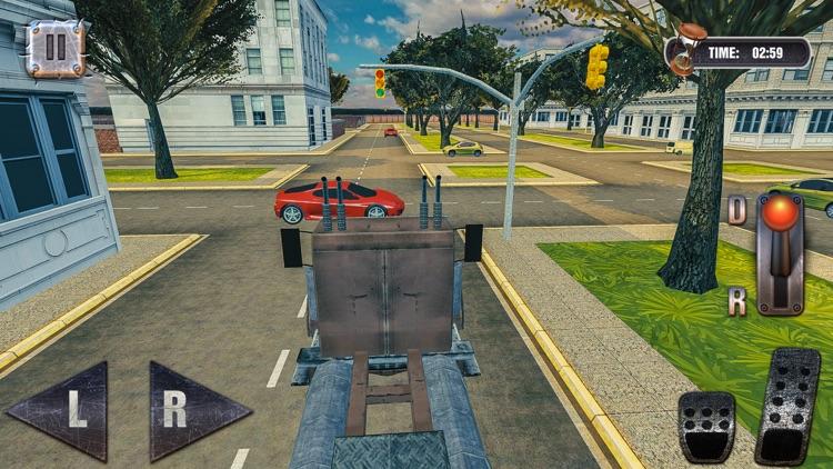 Port Truck Parking Simulator screenshot-3