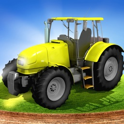 Farm Simulator Sim Real : tractor games