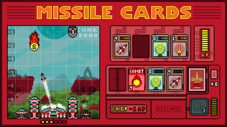 Missile Cards screenshot-0