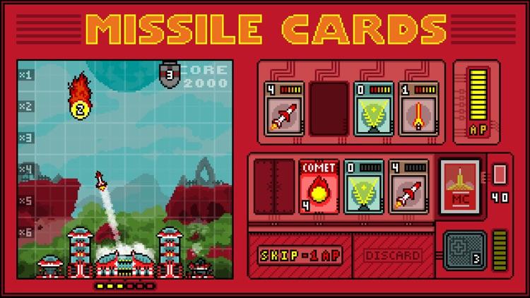 Missile Cards screenshot-0