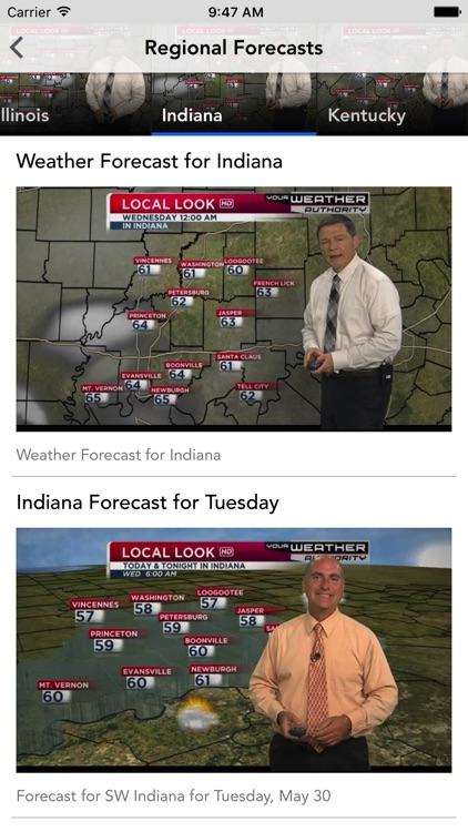 Your Weather Authority Powered by Eyewitness News screenshot-4