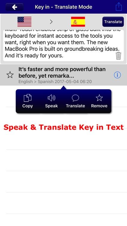 SpeakText for Me screenshot-3
