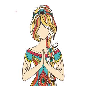 YOGAMOJI - Yoga Emojis & Stickers Keyboard app