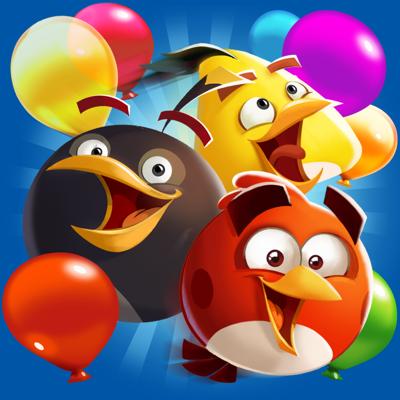Angry Birds Blast app