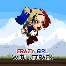 Activities of Crazy Girl With Jetpack