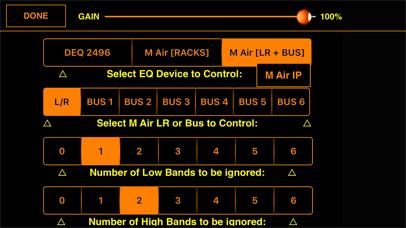 M Air iEQ screenshot 4