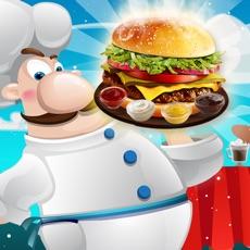 Activities of Cooking Games Burger - Kitchen Chef & Food Maker