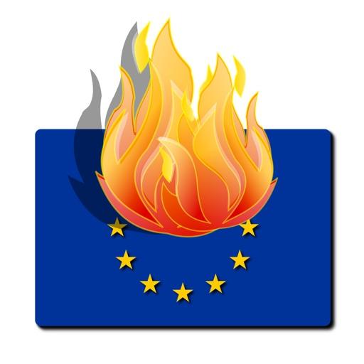 Fire in Europe