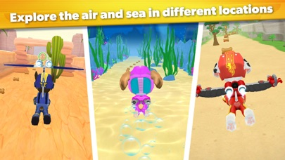 download PAW Patrol: Air & Sea apps 3