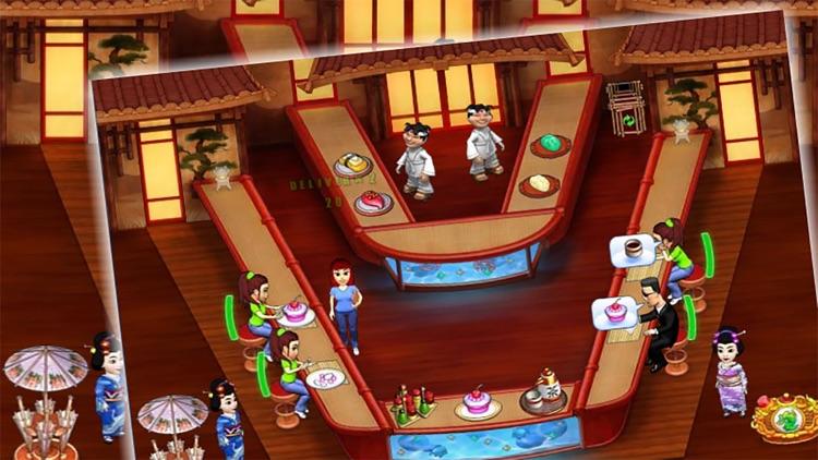 Trump's Sushi Shop - Time Managemet Simulator Game