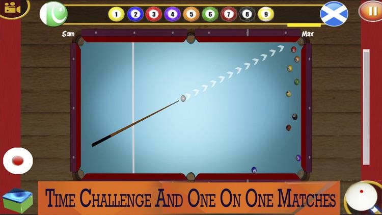 Pool Master Snooker : 8 Ball Billiard Tournament screenshot-3