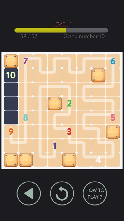 Cover The Board - Math Number Connect Game screenshot-4