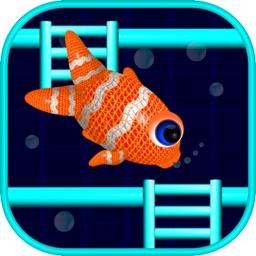 Fish Ladder Fall Down