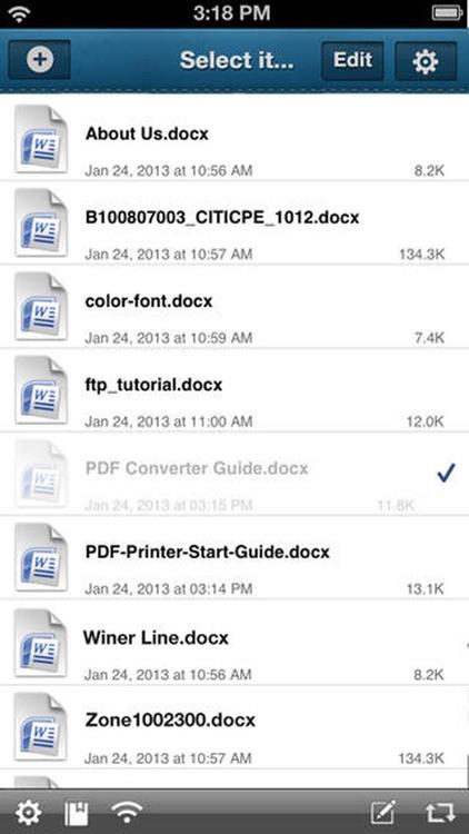 PDF To Word Pro - Convert PDF to Microsoft Word