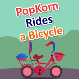 Popkorn Rides A Bicycle